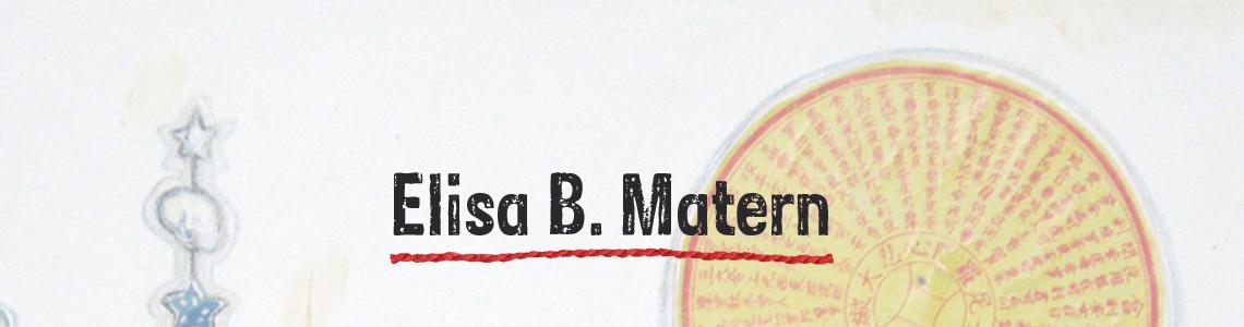 Elisa B. Matern
